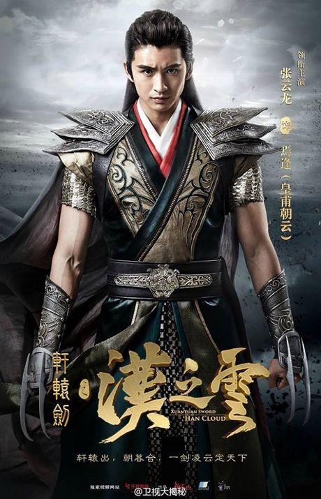 'My nam co trang' Vu Mong Lung dep ma mi trong phim moi - Anh 4