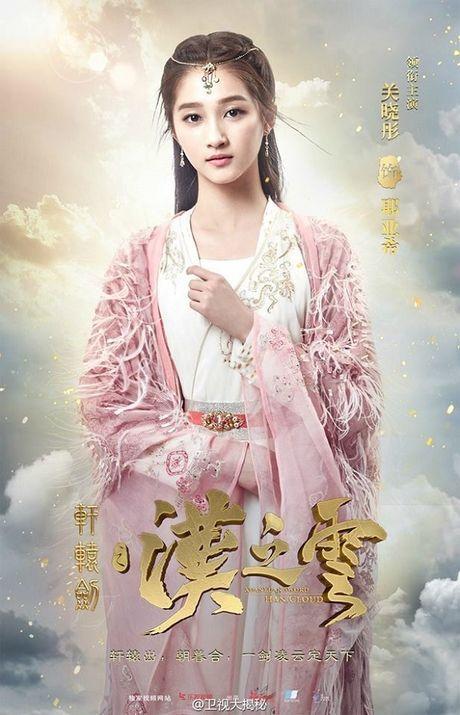 'My nam co trang' Vu Mong Lung dep ma mi trong phim moi - Anh 5