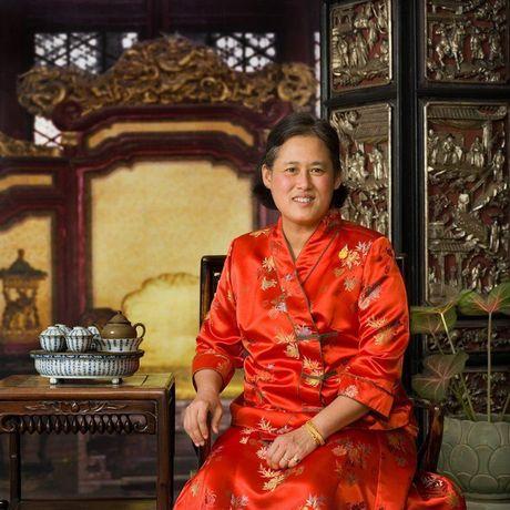 Nang 'Cong chua Thien than' khong mang vuong vi duoc nguoi dan Thai Lan het muc yeu kinh - Anh 7