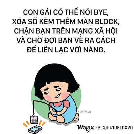 Khi gian, con gai se noi bye, xoa so kem block sau do cho doi ban ve ra cach lien lac voi nang - Anh 3