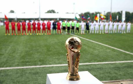 Tham du bang ve vot, doi bong MyTel vo dich Viettel World Cup - Anh 7