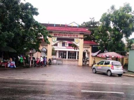 So Y te bao cao ve vu san phu co manh xuong o tu cung - Anh 1
