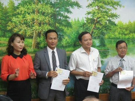 Ra mat tru so TT Trong tai thuong mai luat gia VN - Anh 3