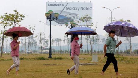 Cong nhan Samsung VN: Chung toi khong that nghiep vi Note 7 - Anh 1