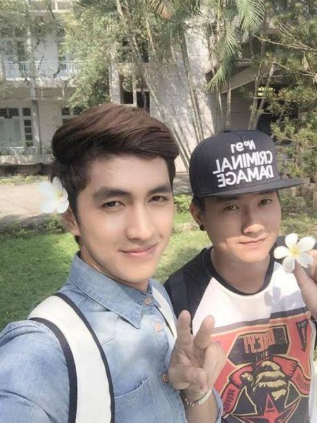 Khong the nhan ra my nam 'Zippo, Mu tat va Em' - Anh 1