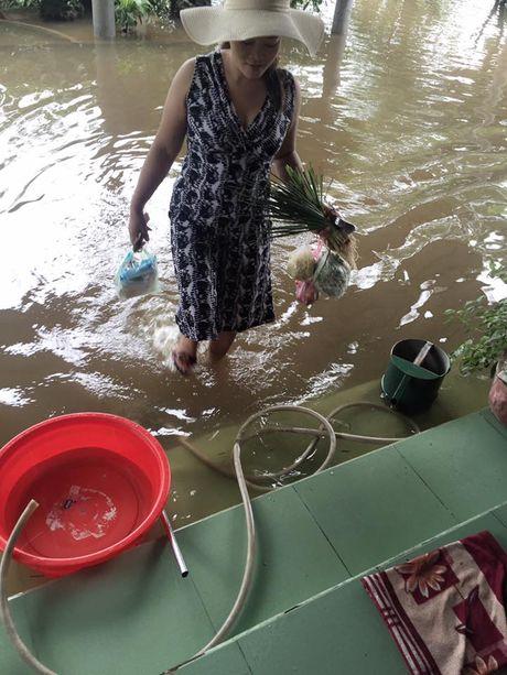 Toan canh tran lu lut lich su dang dien ra tai Quang Binh - Anh 6