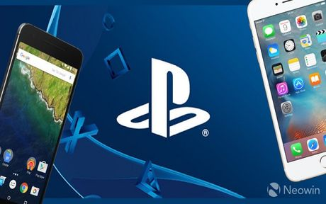 Sony chuan bi phat hanh loat game Playstation tren Android va iOS - Anh 1