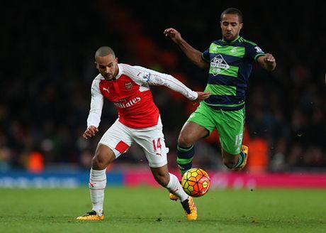 Arsenal - Swansea: Tiep tuc vuot kho - Anh 1