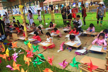 Festival ao dai Ha Noi 2016 am dam ngay sau khai mac - Anh 7