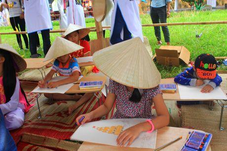 Festival ao dai Ha Noi 2016 am dam ngay sau khai mac - Anh 8