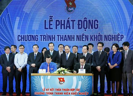 Thu tuong 'mo long' voi sinh vien ve khoi nghiep - Anh 4