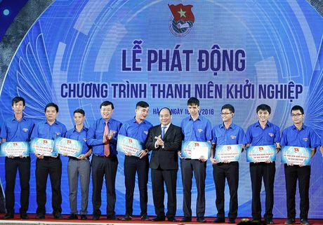 Thu tuong 'mo long' voi sinh vien ve khoi nghiep - Anh 5