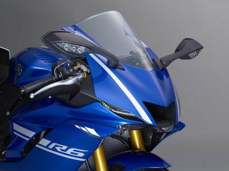 2017 Yamaha YZF-R6: Dot pha hay binh cu ruou moi? - Anh 3