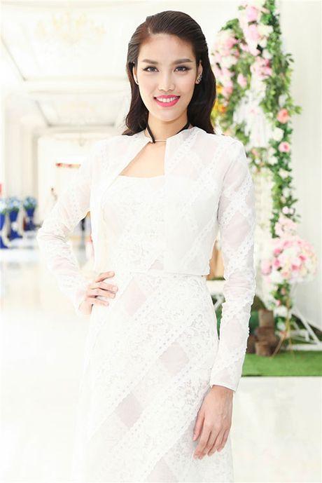 Huyen My, Ha Ho 'thong tri' bang xep hang top mac dep - Anh 4