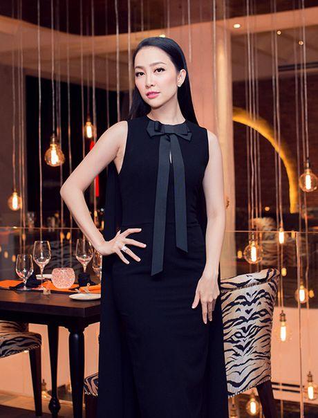 Huyen My, Ha Ho 'thong tri' bang xep hang top mac dep - Anh 6