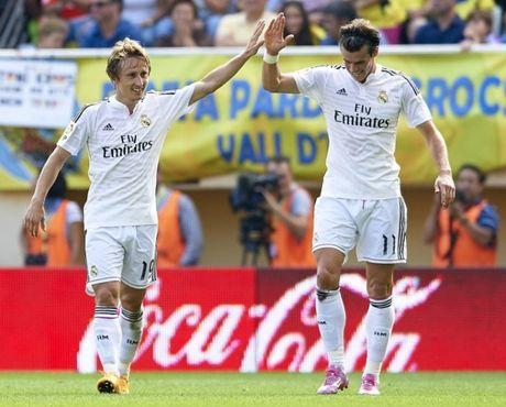 Bale nguong mo ai o Real nhat - Anh 1
