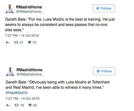 Bale nguong mo ai o Real nhat - Anh 2