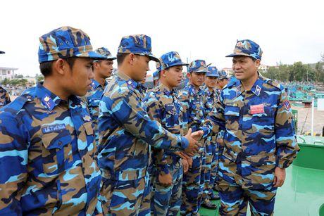 Xem Canh sat bien Viet Nam dien tap chong cuop bien - Anh 1