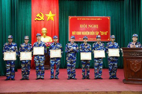 Xem Canh sat bien Viet Nam dien tap chong cuop bien - Anh 5