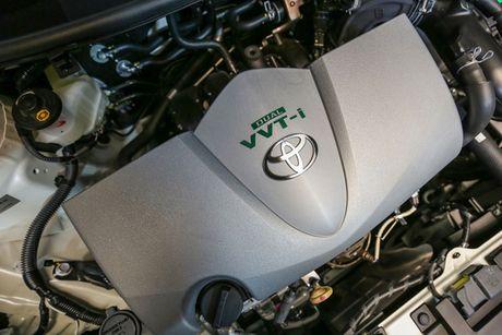 Toyota Vios moi 'chot gia' tu 414 trieu tai Malaysia - Anh 10