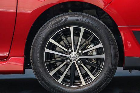 Toyota Vios moi 'chot gia' tu 414 trieu tai Malaysia - Anh 3