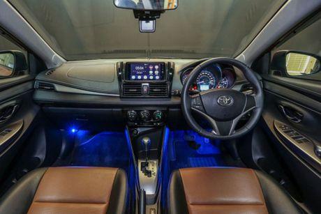 Toyota Vios moi 'chot gia' tu 414 trieu tai Malaysia - Anh 4