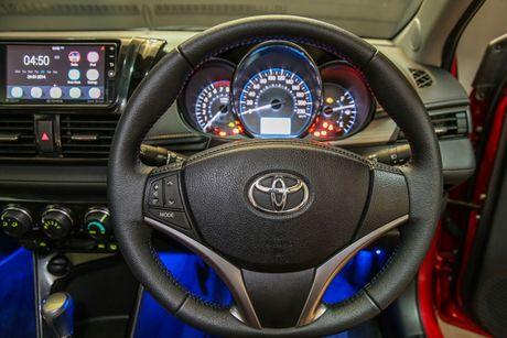 Toyota Vios moi 'chot gia' tu 414 trieu tai Malaysia - Anh 5
