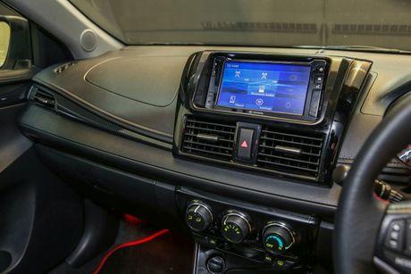 Toyota Vios moi 'chot gia' tu 414 trieu tai Malaysia - Anh 6