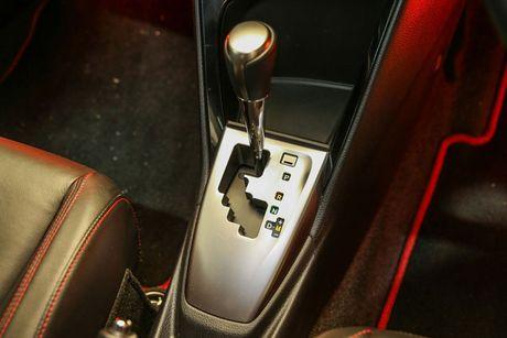 Toyota Vios moi 'chot gia' tu 414 trieu tai Malaysia - Anh 9