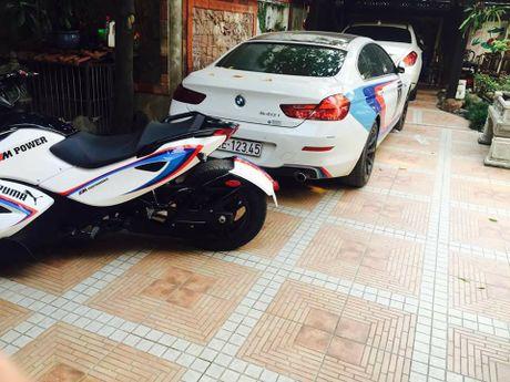 Dan choi Da Nang do tem dau cho sieu xe BMW i8 - Anh 5