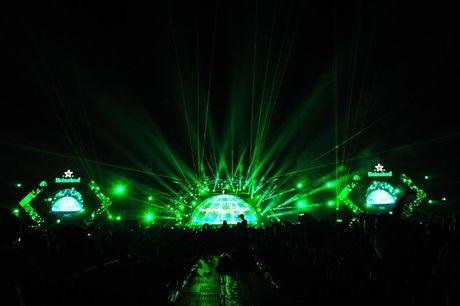 Khan gia Ha Noi song trong am nhac tai Heineken Green Room - Anh 1