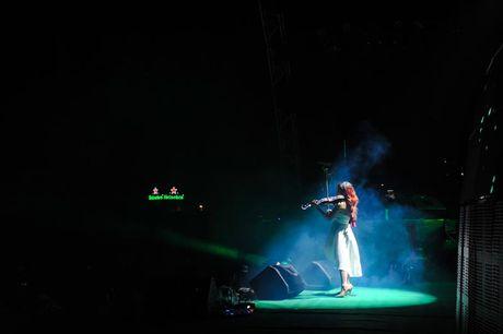 Khan gia Ha Noi song trong am nhac tai Heineken Green Room - Anh 3