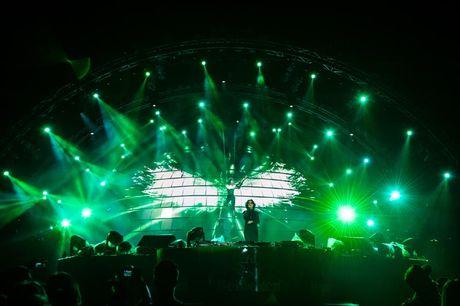 Khan gia Ha Noi song trong am nhac tai Heineken Green Room - Anh 4