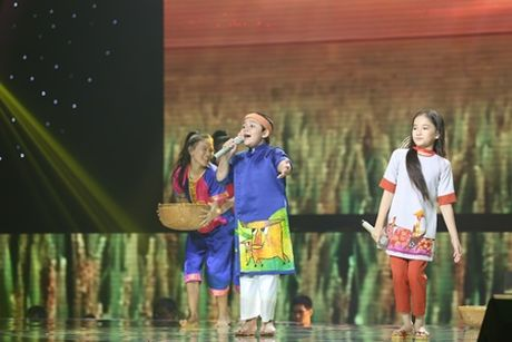 Tong hop 6 tiet muc don ca cua ban ket Giong hat Viet nhi 2016 - Anh 1