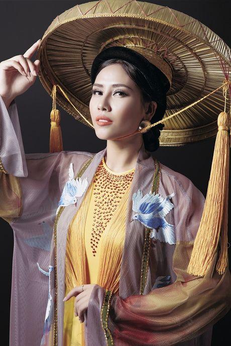 Nguyen Thi Loan mang ao tu than toi Hoa hau Hoa binh quoc te 2016 - Anh 2