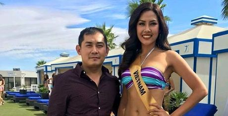 Nguyen Thi Loan tiet lo ly do khong dien het minh voi bikini - Anh 1