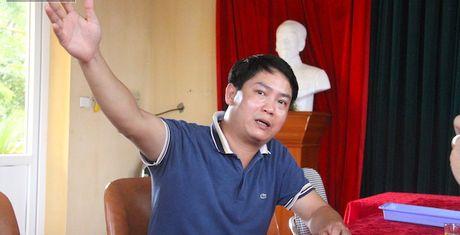 PGD thuy dien Ho Ho: 'Chung toi khong xa bat ngo. Do troi mua lon' - Anh 1