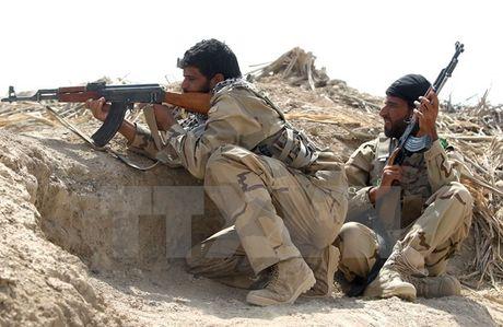 Ban tin 20H: Lien quan tan cong don dap IS de giai phong Mosul - Anh 1