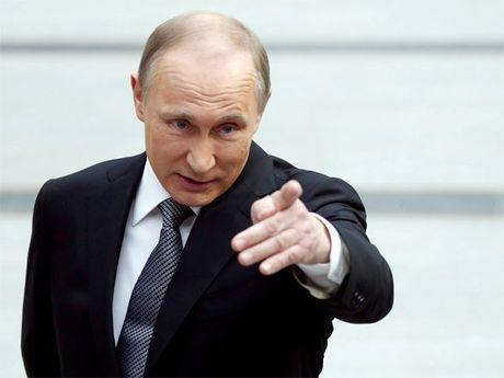 Tong thong Putin: My vua thua nhan tan cong mang nuoc khac - Anh 1