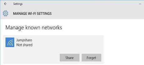 Cach xoa mang Wi-Fi tren Windows 10 va macOS Sierra - Anh 1