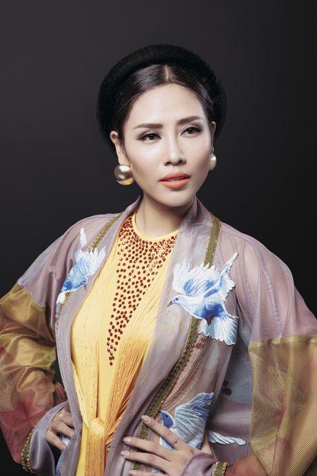 Nguyen Thi Loan mang ao tu than den cuoc thi sac dep o My - Anh 3