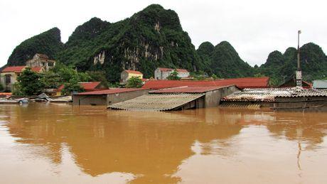 Lu du do ve, Quang Binh giua menh mong bien nuoc - Anh 4