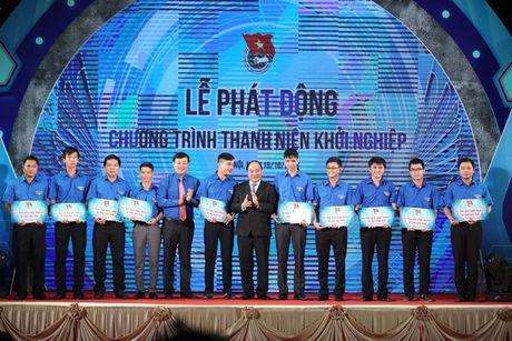 Thu tuong Nguyen Xuan Phuc: 'Thanh nien khoi nghiep neu that bai cung dung nan chi' - Anh 10