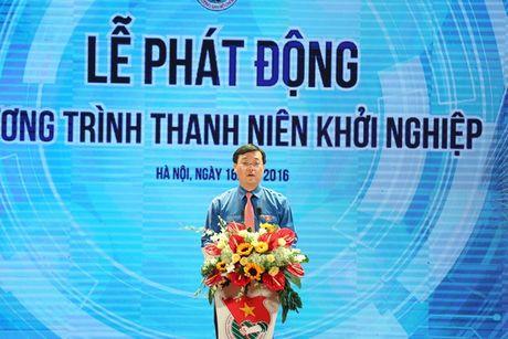 Thu tuong Nguyen Xuan Phuc: 'Thanh nien khoi nghiep neu that bai cung dung nan chi' - Anh 3