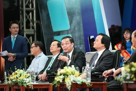 Thu tuong Nguyen Xuan Phuc: 'Thanh nien khoi nghiep neu that bai cung dung nan chi' - Anh 7