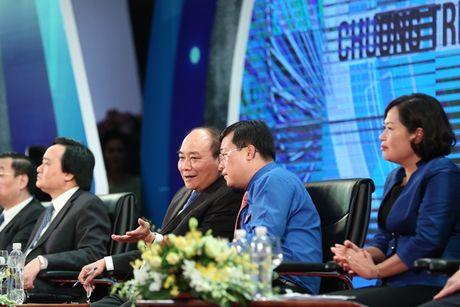 Thu tuong Nguyen Xuan Phuc: 'Thanh nien khoi nghiep neu that bai cung dung nan chi' - Anh 8