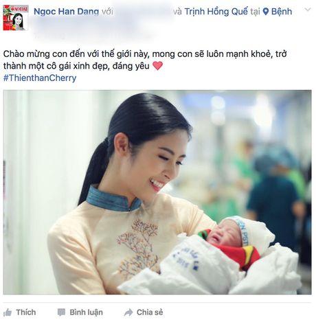 Hong Que hao hung khoe ve dang yeu cua co cong chua dau long - Anh 3