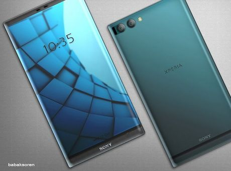 Smartphone Sony ma dep the nay thi iPhone cung phai chao thua - Anh 1