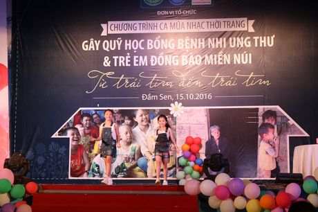 Tre song sinh ca hat gay quy ung ho benh nhi ung thu - Anh 8