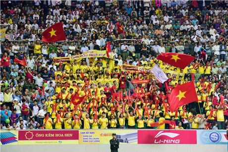 Chung ket VTV Cup 2016: Tuyen nu Viet Nam that bai - Anh 3